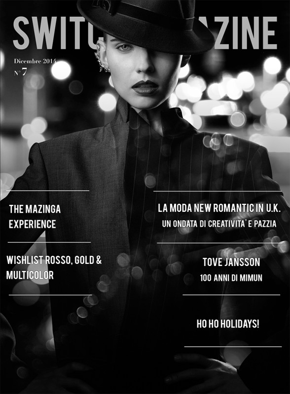 Switchmagazine Dicembre 2014 n°7-1