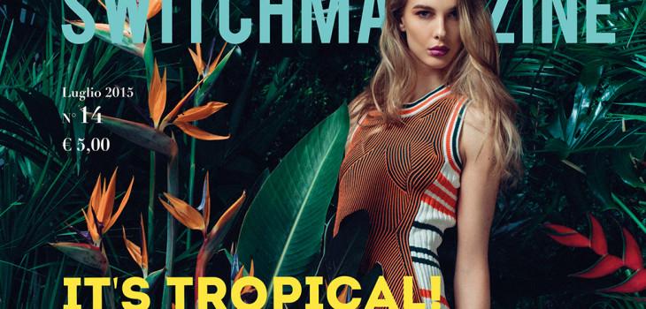 Cover Switchmagazine Luglio n°14