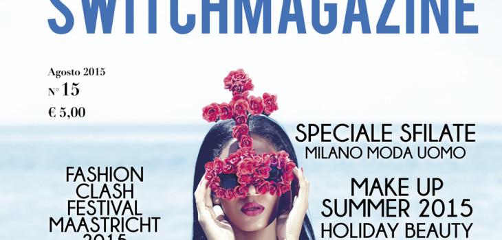COVER Switchmagazine Agosto n°15