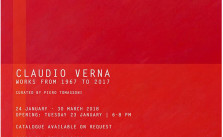 Verna Londra Cardi Gallery 2018